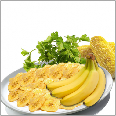 Bananenchips 350g